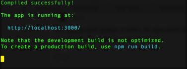 terminal_npm_start
